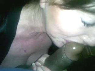 Mature woman can't live out of to suck dark didk