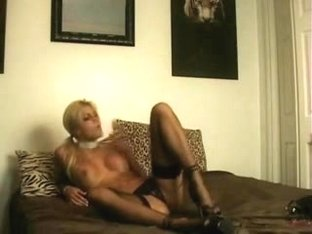 Smoking Fetish - Sexy Blonde Smoking and Farting