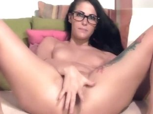 Brunette VictoriaHottie fingers fucks your vagina