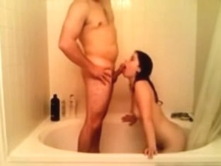 Drilled In Shower