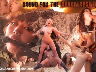 Ramon Nomar  Dee Williams  Marica Hase in Bound for the Apocalypse: Part 2 - SexAndSubmission