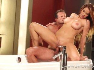Incredible pornstar in Exotic HD, MILF porn movie