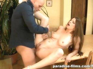 Best pornstar in Fabulous Brunette, Cumshots xxx clip