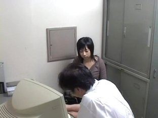Tiny Japanese shoplifter got her tight fanny ravished