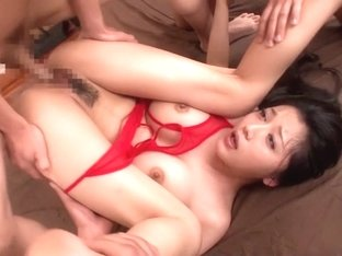 Fabulous Japanese model Miho Ichiki in Hottest JAV censored Hardcore, Hairy video