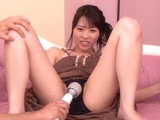 Amazing Japanese girl Misaki Honda in Horny Squirting/Shiofuki, Blowjob/Fera JAV clip