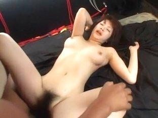 Exotic Japanese model Kasumi Uehara in Amazing Fetish JAV clip