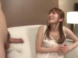 Incredible Japanese model Miku Ohashi in Crazy MILFs, Fetish JAV scene