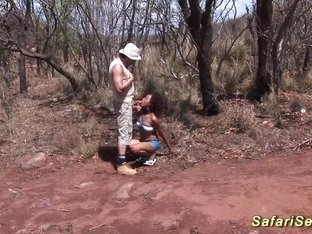 extreme safari bdsm fetish fuck