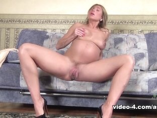 Exotic pornstar Rita Rush in Fabulous Blonde, Hairy sex scene