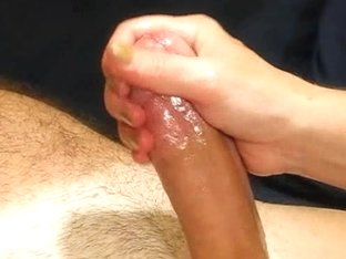 Beautiful Handjob