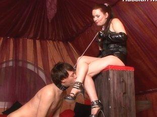 Russian-Mistress Video: Mistress Isabella