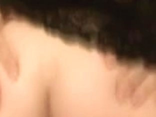 Busty brunette French slut in hot sex tape