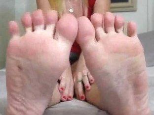 hawt domina elizabeths toes