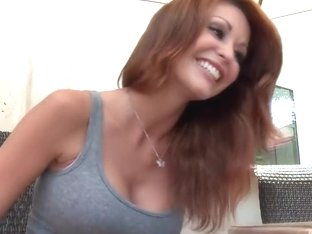 Monique Alexander is a red-head milf
