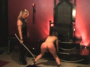 headmistress educates her bondman angel