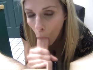 Hottest Amateur movie with Blonde, Blowjob scenes