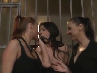 Teen sex video featuring Katy Borman, Maria Bellucci and Betty Stylle