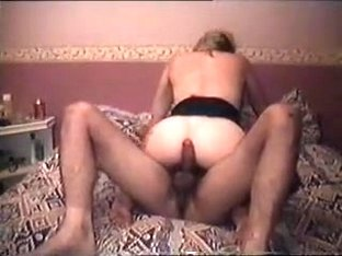 Sexy slapper gets fucked and takes it anal