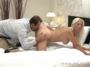 Horny pornstar in Hottest MILF, Mature sex movie