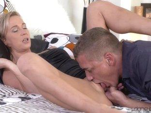 Exotic pornstars Martin Q, Tiffany Walker in Amazing Cumshots, MILF xxx movie