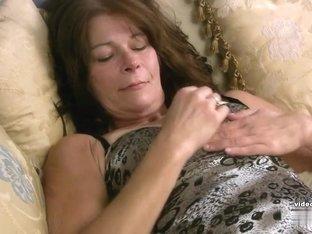 Fabulous pornstar in Horny Mature, HD porn movie