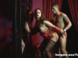 Fabulous pornstar in Exotic Facial, Brunette xxx movie
