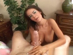 Sexy Chantelle Sky gives a sensual part5