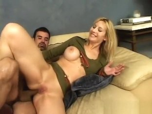 Blonde MILF Celestia Star Gets Anal Drilling From Juan Cuba