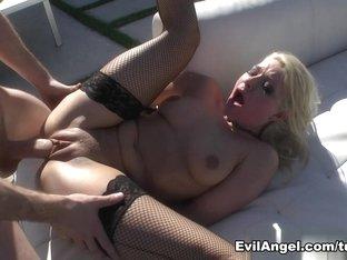 Best pornstars India Summer, Anikka Albrite, James Deen in Incredible Big Ass, Pornstars adult sce.