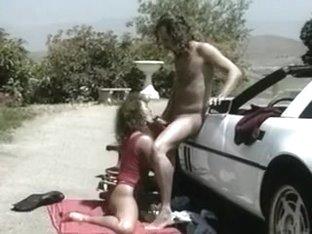 Ashlyn Gere's Roadside Butt Fuck!