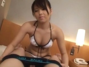 Amazing Japanese whore Sara Akina in Crazy Facial, Ass JAV clip