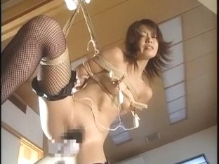 Fabulous Japanese whore Natsumi Akimoto in Exotic Cunnilingus, Stockings/Pansuto JAV video