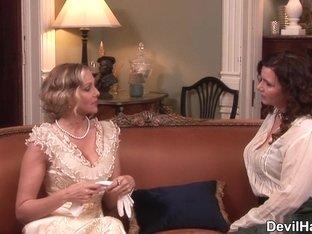 Lily LaBeau in My Mother's Best Friend Volume 04, Scene #03 - SweetSinner