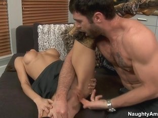 Jenni Lee & Charles Dera in My Wife Shot Friend