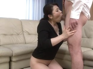 Exotic Japanese chick in Fabulous Blowjob, HD JAV scene