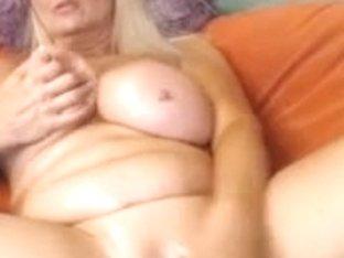 Mature but really seducitve amateur granny mesmerizes m