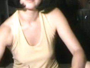 The Art of Handjob-yellow top, sitting cross-legged