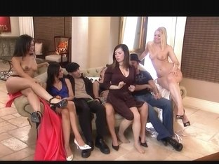 Four youthful swingers share a mansion for 20 four hours