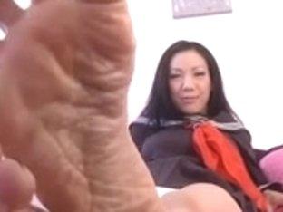 Oriental Foot Mistress