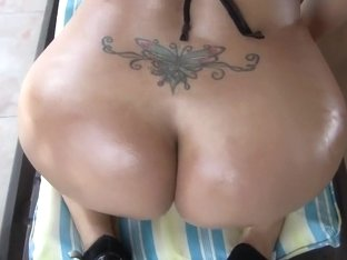 A huge Latina ass to fuck