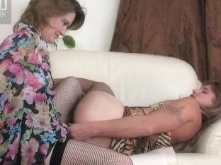 StraponSissies Clip: Ninette A and Jerry