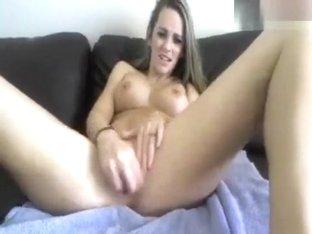 PlimThai fucks her vagina with silicone penis