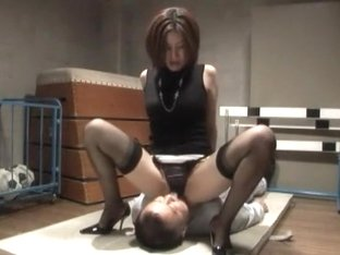Incredible Japanese chick in Fabulous Amateur, Stockings JAV clip