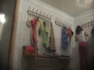 Amateur shower dressing room 05