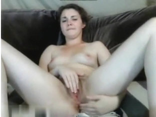 So sexy brunette wife make my life so happy with this webcam fun