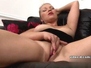 Incredible pornstar in Best Mature, Blonde adult scene