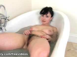 Horny pornstar in Amazing Hairy, Brunette adult clip