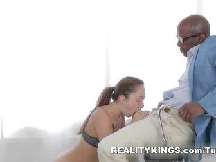 Fabulous pornstar in Horny Romantic, Brunette porn clip