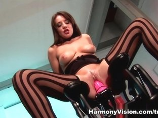 Fabulous pornstars Cate Harrington, Tammie Lee in Exotic Lesbian, Big Tits porn clip